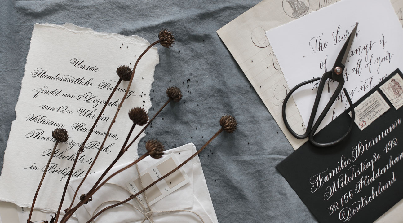 Kalligrafie_individuelle_Papeterie_und_Hochzeitseinladungen