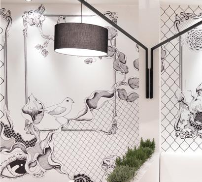 Wallpaper design
