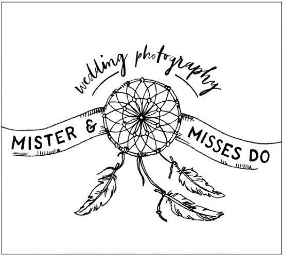 Logodesign und Branding für Mister and Misses Do