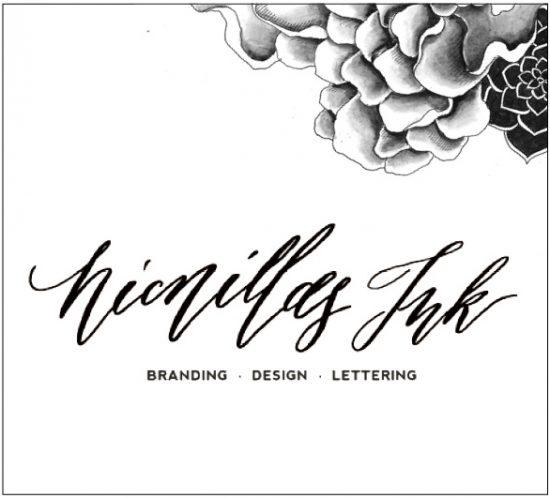 Logodesign und Branding für Nicnillas Ink