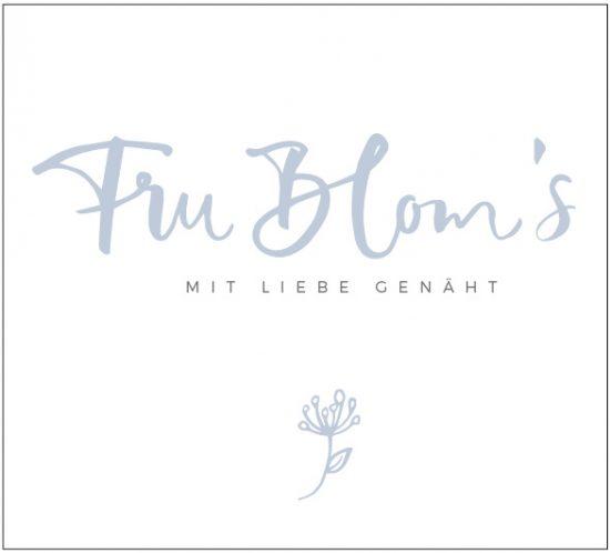 Logodesign und Branding für Frau Blom`s