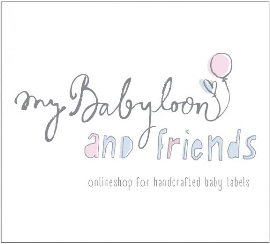 Logodesign und Branding für my Babyloon and Friends